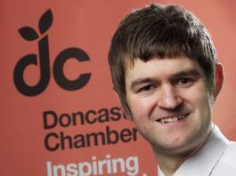 Doncaster Chamber in the running for two national awards