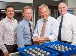 Healthcare manufacturer cements partnership with Sheffield surgeons
