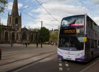 Sheffield City Region scoops £1.3m from low emission bus fund