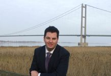 Northern Powerhouse Minister Andrew Percy