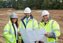 Beal begins construction at East Yorkshire development