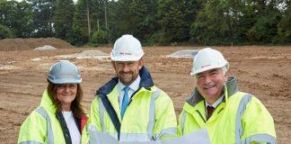 Beal begins construction at East Yorkshire development