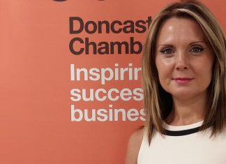 Claire Chadbourne Doncaster Chamber