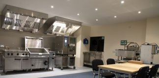Lincoln manufacturer launches training facility for service staff