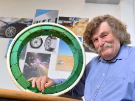 Sheffield company behind runflat technology expands at AMP