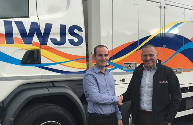 Ant Hire secures £1m contract with IWJS