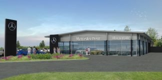 Work begins on £2m refurbishment of Harrogate Mercedes dealership