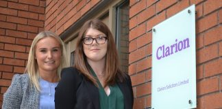Clarion adds two trainees to firm following their qualification
