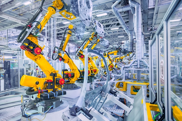 Future manufacturing in spotlight at university conference
