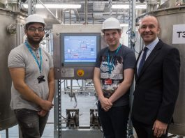 Brighouse engineers complete £5m manufacturing training facility