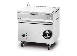 Lincat bolsters cooking equipment range with new bratt pans