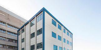 Portakabin hands over £2m hospital scheme