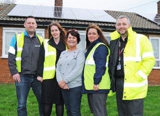 Energise Barnsley joins battery trial for solar homes