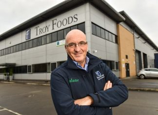 Troy Foods grows salad division with new Managing Director