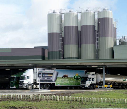 Rise in revenues for Arla Foods UK