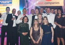 Lincoln's Lindum named in Top 100 Companies list