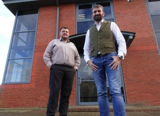Bedale investment banker turns up heat at fledgling renewable energy company