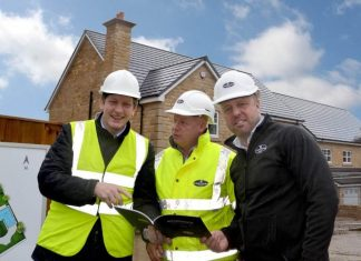 Leeds house builder has record start to 2017