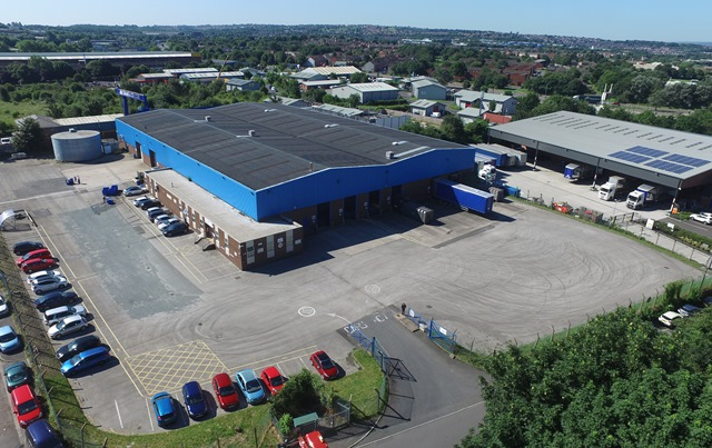 Hong Kong company picks up Sheffield warehouse for £2.9m