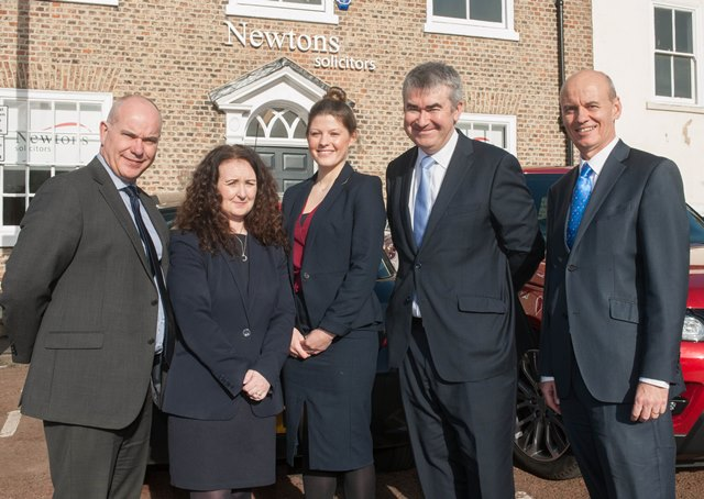 Newtons moves to bigger Northallerton premises following growth