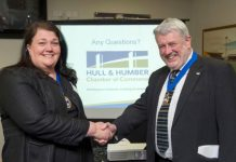 Hull & Humber Chamber appoint new President