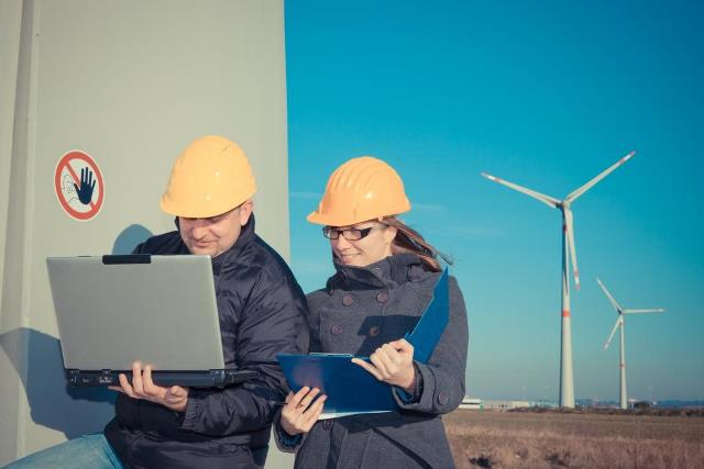 Wind energy rankings show UK women dominate industry