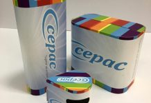 UK first as Cepac launch curved corrugated packaging