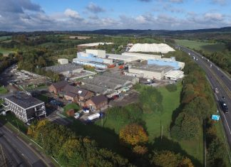 Knight Frank brings South Yorkshire industrial estate to market