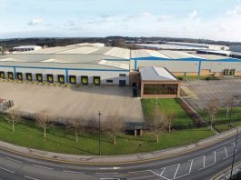 Wakefield warehouse sold in £11.8m deal