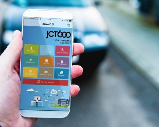 JCT600 launch driver centric app
