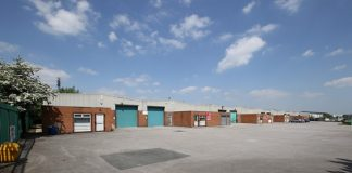 Major refurbishment for newly acquired West Yorks industrial park