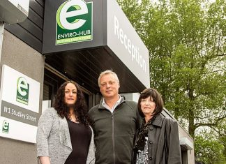 New HQ for recycling business Enviromail