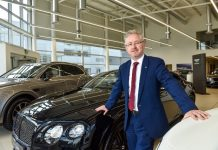 Record turnover for Bradford car seller