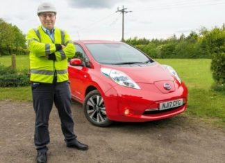 Northern Powergrid signs electric vehicle partnership with Nissan