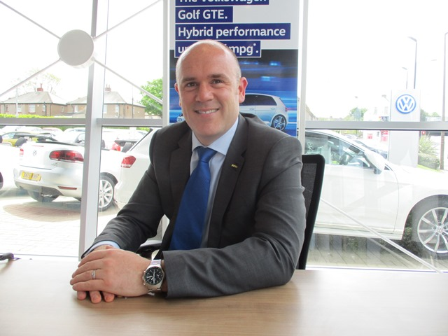 JCT600 adds head of fleet for Volkswagen division