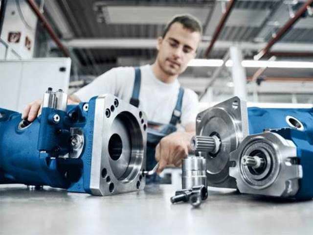 South Yorkshire stop off for Bosch Rexroth Hydraulics Roadshow