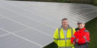 Wakefield solar to power Coca-Cola