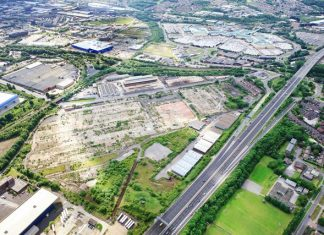 CBRE appointed as joint agents on Sheffield logistics park