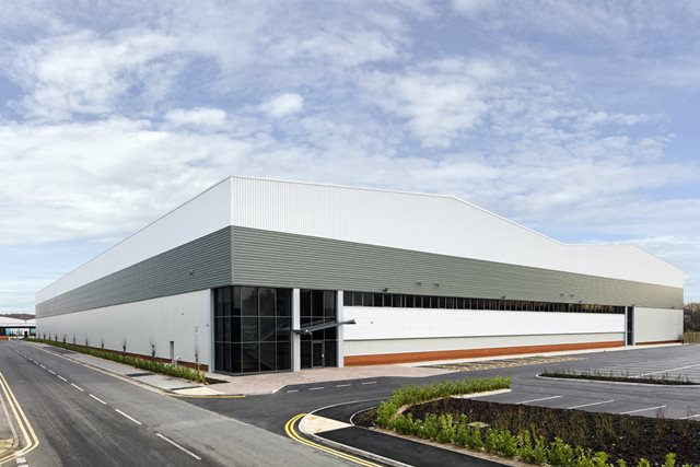 Team appointed to sell industrial unit at Wakefield Europort