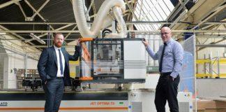 Bank cash enables relocation for Hull furniture maker