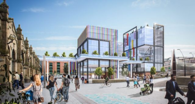Digital transformation driving Sheffield's Channel 4 bid