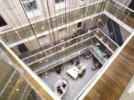 Yorkshire's business centre sector on the up