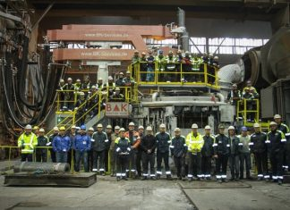 Forgemasters pour £2m in furnace upgrade