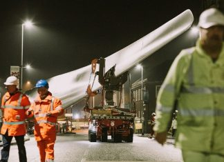 Turbine blade set to be Hull city staple