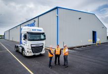 East Trans ploughs £1.6m into 'pick & park' logistics facility