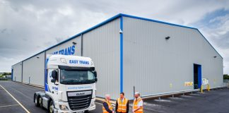 East Trans ploughs £1.6m into 'pick & park' logistics facility