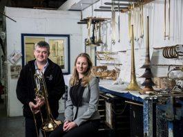 UK's only trombone maker to break into Chinese market