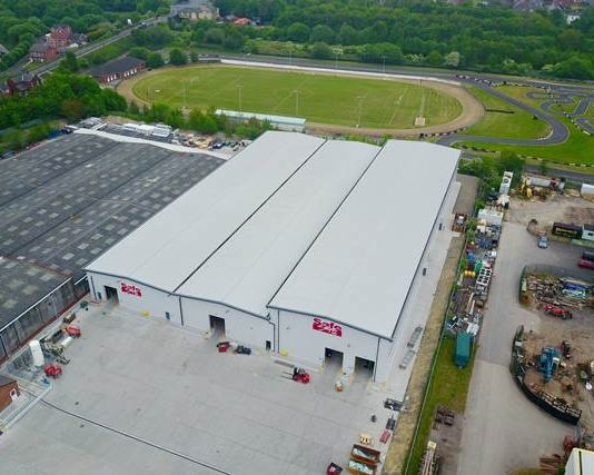 Harris completes factory expansion for Safestyle