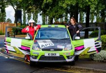 Hull developed tech to be tested at Rally Yorkshire