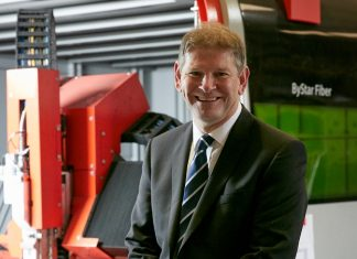 Profits up three years running for Malton Laser
